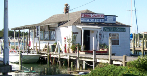 Present Day Willis Store and Fish House on Ocracoke Island